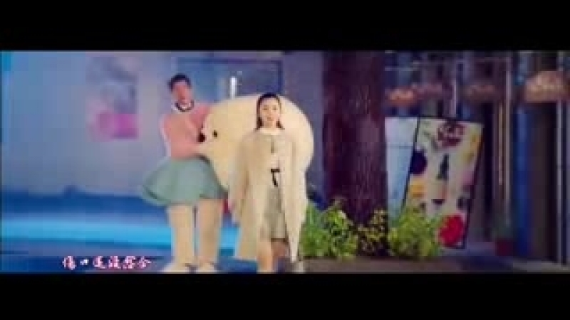 Tu cheej badi hai mast mast Thai mix Hindi song Romantic comedy couple song low