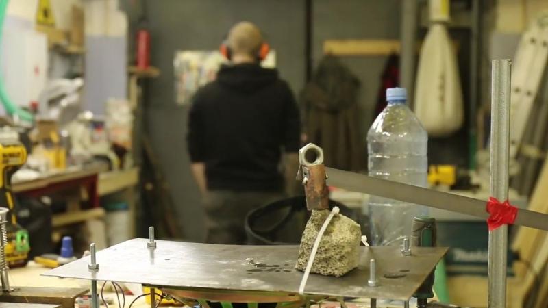 [SuperCrastan] Медь режет камень. Древнеегипетская технология резки твердых пород