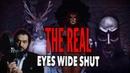 The REAL Eyes Wide Shut - Кубрик