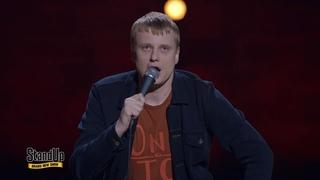 Stand Up: Слава Комиссаренко - О накуренных зрителях, жирных попутчицах и дружбе с урологом