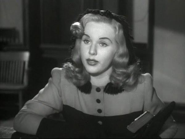 Леди в поезде (1945)