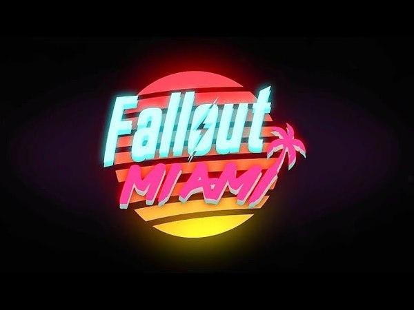 FALLOUT 4: MIAMI - Official Reveal Trailer (New Massive DLC Mod 2018)