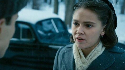 Светлана 3 серия (2018) Дочь Сталина