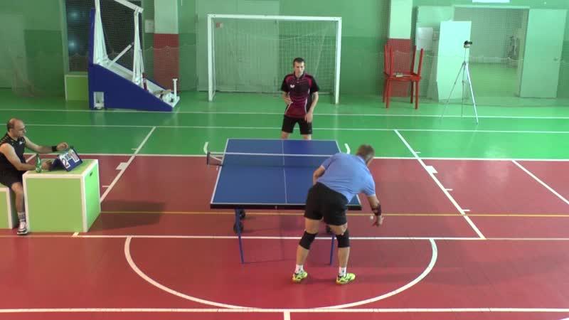Финал за 1-2 место Васильев Д- Савельев А. 32