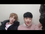 06.03.2018 Kevin Woo, Jae (DAY6) &amp Jamin Park before after school club