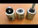 Подшипник в пластиковую трубу | Bearing in a plastic pipe