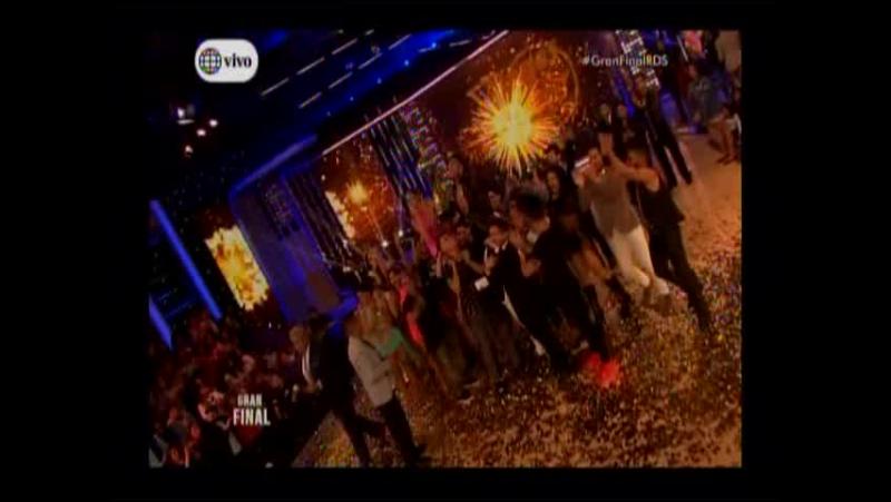 Brenda Carvalho se proclamo Campeona de Reyes del Show
