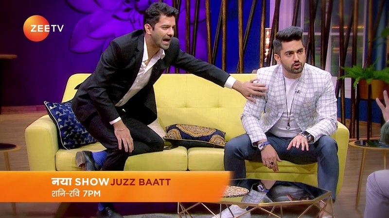 Juzz Baatt - Promo | Zain and Barun | Sat - Sun, 7PM