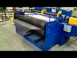 1mm to 2.8mm Roll electric welded wire mesh machine