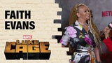 Musician Faith Evans On Returning for Marvels Luke Cage Season 2
