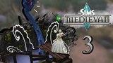 The Sims Medieval #3 Право на власть ч. 2