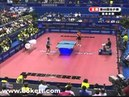 2007 49th WTTC Men's Single Final Wang Liqin (Chn) vs Ma Lin (Chn)