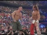 (WWE Mania) Backlash 2007 - John Cena vs Shawn Michaels vs Edge vs Randy Orton (WWE Championship)