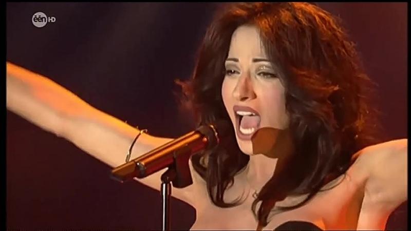 Dana International - Diva (De Muziekdoos, Flemish TV) (1998)