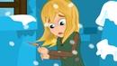 Девочка со спичками сказка для детей, анимация и мультик