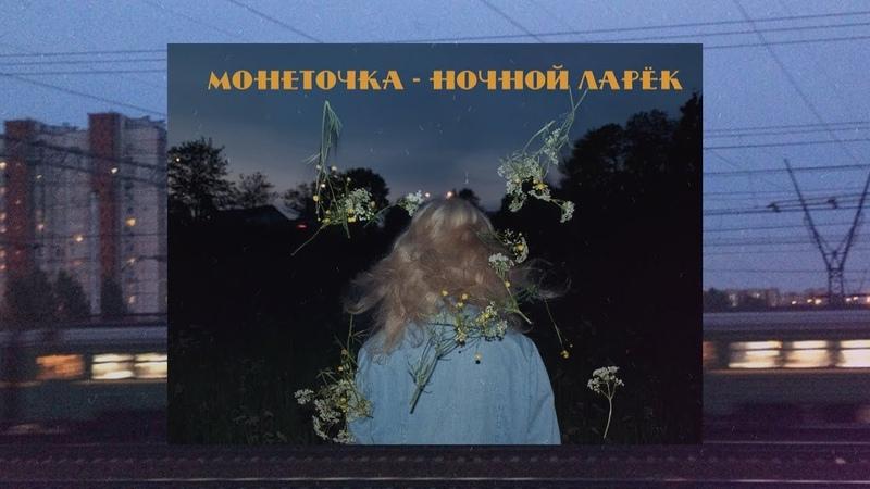 Монеточка - Ночной ларёк (fan lyrics video)