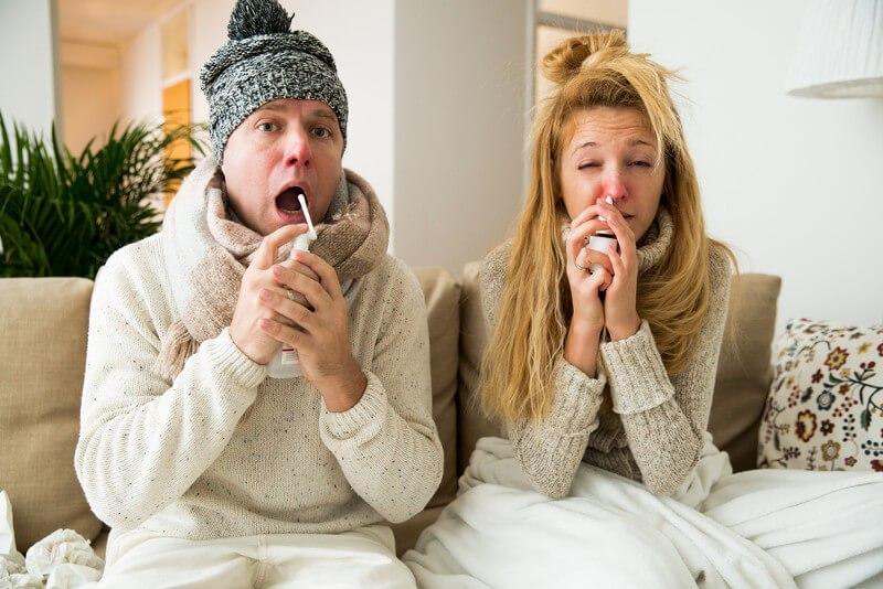 Томские санврачи впервые в текущем эпидсезоне зафиксировали грипп