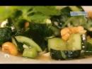 научно популярный проект Еда живая и мертвая 01 09 2018 арбузы дыни приготовления огурцов суп второе и даже десерт