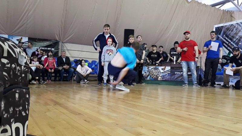 TORI и СТИЧ ОТБОР EXPRESS BATTLE 2018 ТУЛА