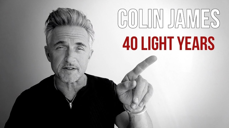Colin James - 40 Light Years (Official Video)