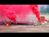Дымовая бомба SMOKING POT MA0510-R (красный дым)