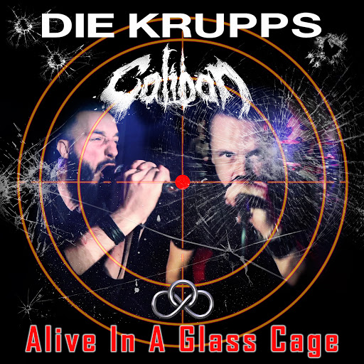 Die Krupps альбом Alive in a Glass Cage
