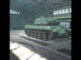 Тестируется новый танк!