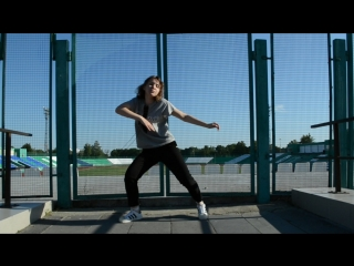 СМ: хип-хоп импровизация Наталии Ревякиной