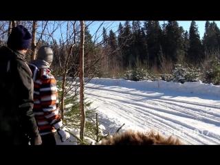Rallying in Finland, Winter 2017 by JPeltsi