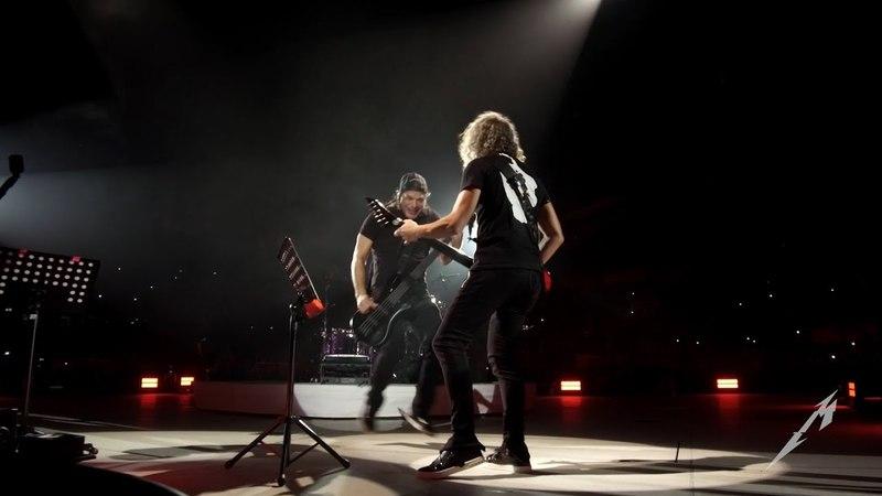 Metallica: Marmor, Stein und Eisen Bricht (Rob Kirk's Doodle - Germany 2018)