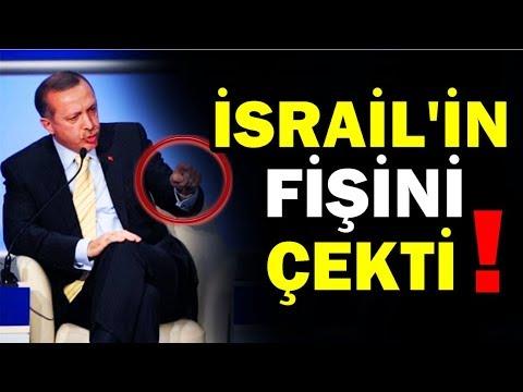 Erdoğan, İsrail sen kiminle uğraştığının farkında mısın (İsrailin Fişini Çekti!)