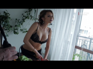 Обнажённая Софья Каштанова - Журнал «Maxim» (июнь, 2017)