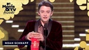 Noah Schnapp Accepts the Award for Most Frightened Performance | 2018 MTV Movie & TV Awards