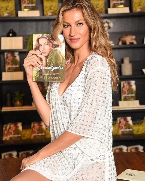 Жизель Бундхен рассказала, почему отказалась быть ангелом Victoria's Secret Одна из самых высокооплачиваемых моделей Жизель Бундхен (Gisele Bundchen) рассказала, почему оставила свой «пост»