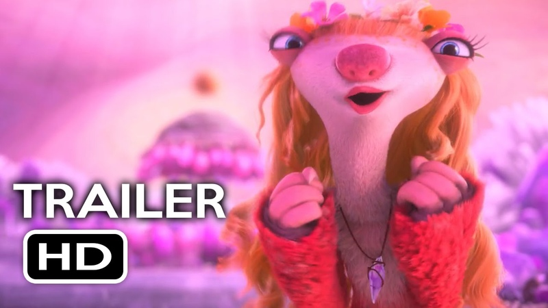 Ice Age 5: Collision Course Official Trailer 2 (2016) Ray Romano Animated Movie HD