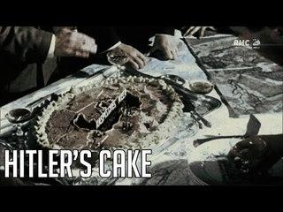 Hitler's BAKU Cake Cutting [HD Colour]