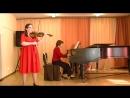 З 31 Соловьева Мария Шестерикова Елена г Шахунья Банджо и скрипка