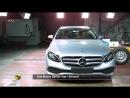 Mercedes E-Class (2017) CRASH TESTS