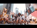 180816 (G)I-DLE  FLASHMOB in New York : APESXXT - The Carters @ SNS