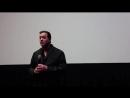 Actor Brendan Fraser introduces The Quiet American