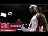 LeBron James Sick Performance 2012 ECF Game 7 vs Celtics - 31 Pts, GREATNESS!
