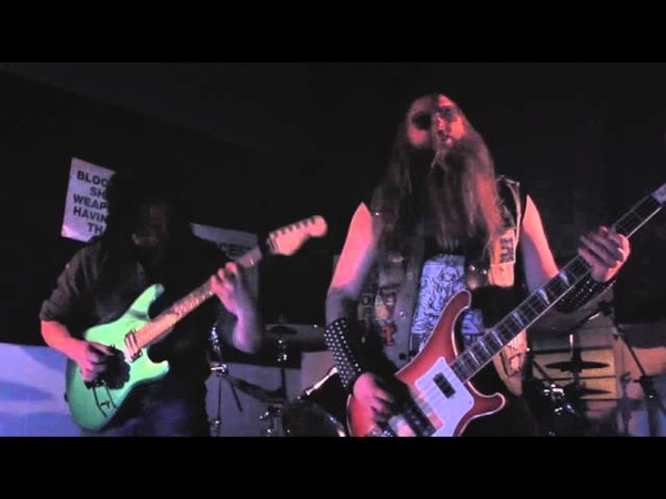 Rabid Bitch of the North - Green Eyes - (Official Band Video)