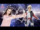Страна девчонок  •  Лера Крафт и кукла Люба отправляются на поиски еды с волшебным луком!