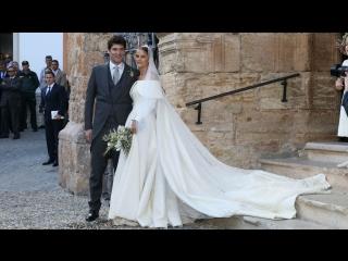 Свадьба леди Шарлотты Уэлсли и Алехандро Санто-Доминго, 28 мая 2016 г.