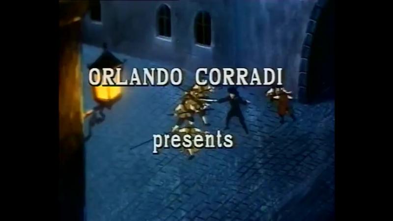 Чёрный пират _The Black Corsair (Заставка Eng)