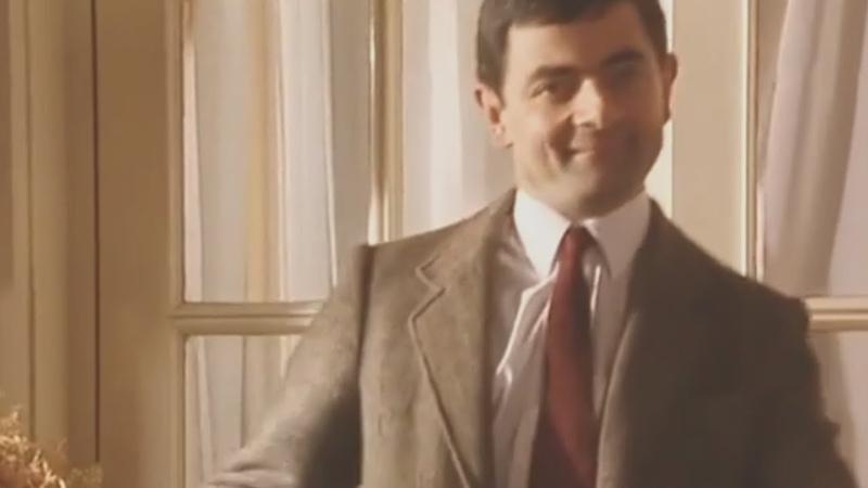 Good Show Bean   Funny Clips   Classic Mr Bean