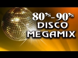 Best Italo Disco megamix - Golden Oldies Disco Dance Music of the 80s 90s - Mega Euro Disco