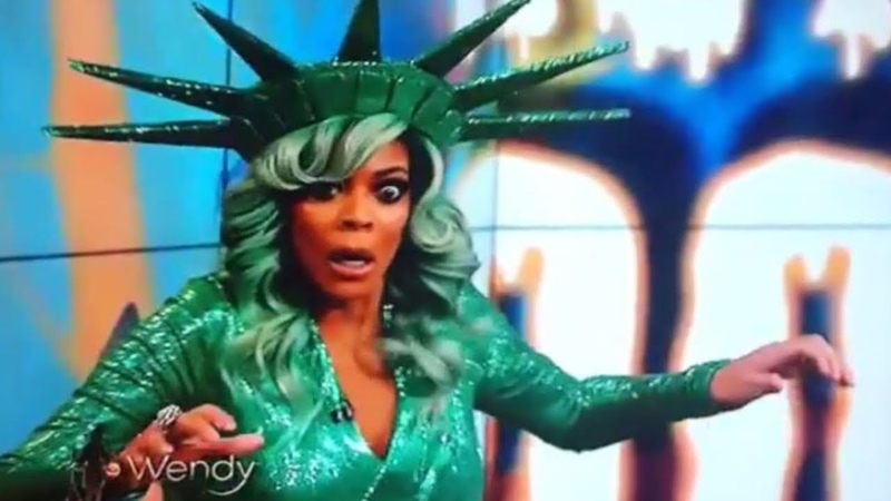 MK Ultra clone glitch Wendy Williams Faints On Live TV and other celebs
