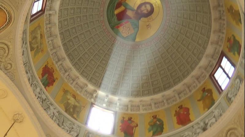 Храм Воскресения Словущего при СВУ