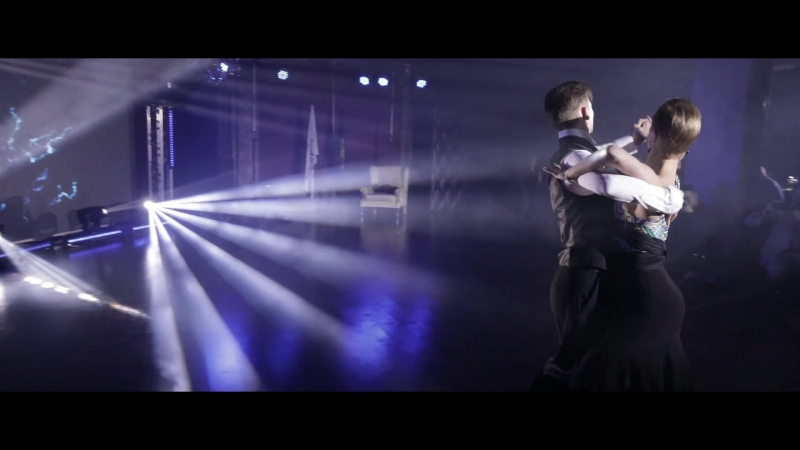 Сергей Мазяев и Яна Сухарская Школа танцев Романа Ковгана